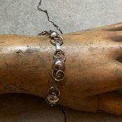 1950's Scandinavian Silver Bracelet (1950's スカンジナビアン シルバー ブレスレット)