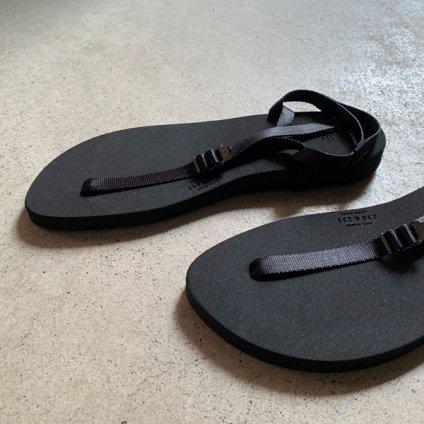 BEAUTIFUL SHOES Barefoot Sandals(ビューティフルシューズ ベアフットサンダル)Black