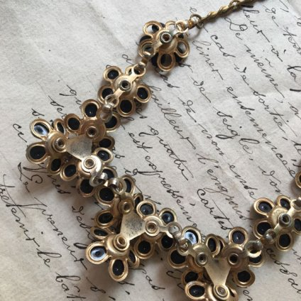 1960's Frowers Necklace(1960年代 フラワー ネックレス)