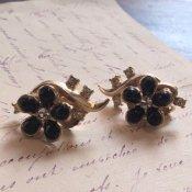 1960's Frowers Earrings(1960年代 フラワー イヤリング)