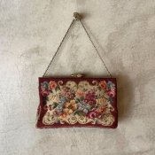 <img class='new_mark_img1' src='https://img.shop-pro.jp/img/new/icons22.gif' style='border:none;display:inline;margin:0px;padding:0px;width:auto;' />1920's Mosaic Embroidery Bag(1920年代 モザイク刺繍バッグ)
