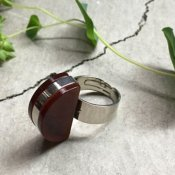 1960's Half Circle Ring (1960年代 半円 リング)