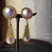 1950's Glitter Earrings(1950年代 グリッターイヤリング)