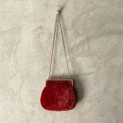 1920's Velvet Bag(1920年代 ベルベットバッグ)
