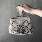 <img class='new_mark_img1' src='https://img.shop-pro.jp/img/new/icons22.gif' style='border:none;display:inline;margin:0px;padding:0px;width:auto;' />1920's Beads Embroidery Bag(1920年代 ビーズ刺繍バッグ)