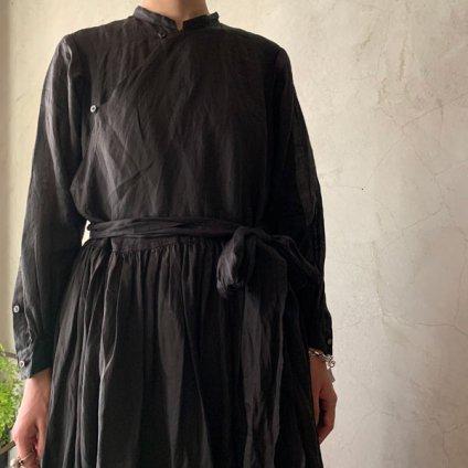 suzuki takayuki cache-coeue dress(スズキタカユキ カシュクールドレス)