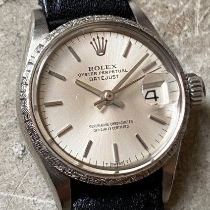 ROLEX OYSTER PERPETUAL DATEJUST(ロレックス オイスター パーペチュアル デイトジャスト)純正尾錠付