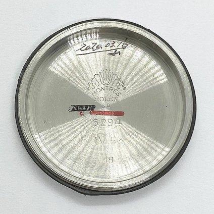 ROLEX OYSTER DATE(ロレックス オイスターデイト)赤黒カレンダー