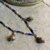 Edwardian Enamel Necklace(エドワーディアン エナメル ネックレス)