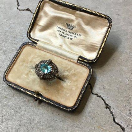 1930's Silver/Marcasite Ring(1930年代 シルバー/マーカサイト リング)