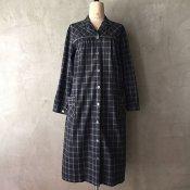 1930~40's Plaid Coat(1930〜40年代 チェック柄コート)