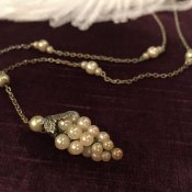 1920's Faux Pearl Necklace(1920年代 フォーパール ネックレス)