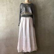 1900~10's Cutwork Lace Cotton Skirt(1900〜10年代 カットワークレース コットンスカート)