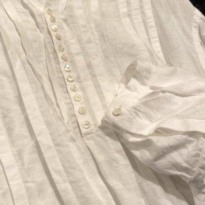 HALLELUJAH 3, Victorian Chemise(ハレルヤ ヴィクトリア時代のブラウス)Off White