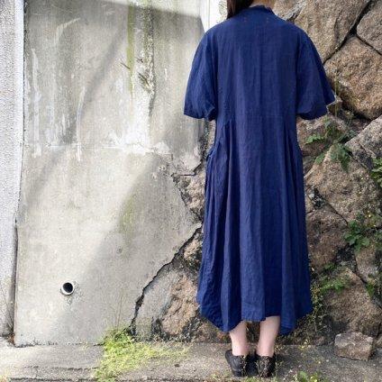 HALLELUJAH 10, Acolyte Robe(ハレルヤ 侍者のローブ)Indigo