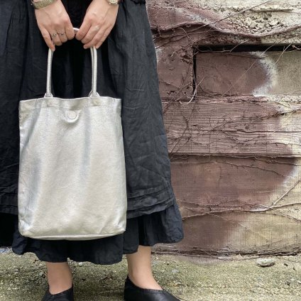 CHRISTIAN PEAU CP 10 TOTE(クリスチャン ポー CP 10 トート) SILVER