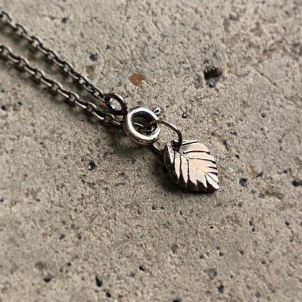 【予約販売】momocreatura Stolen Heart Bunny Necklace Silver(モモクリアチュラ うさぎ ネックレス)50cm+10cm