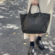 CHRISTIAN PEAU CP TOTE SP W(クリスチャン ポー ) BLACK