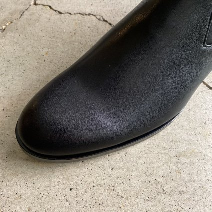 BEAUTIFUL SHOES Sidegore Boots(ビューティフルシューズ サイドゴアブーツ) Black