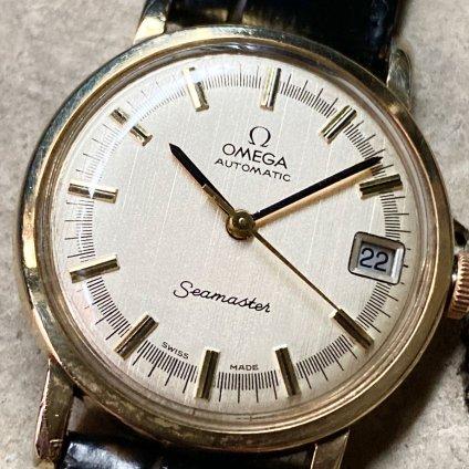 OMEGA  Seamaster(オメガ シーマスター)14K 金張り