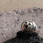 momocreatura  Spirit of Love Ring(愛の精霊 リング 燻しシルバー)