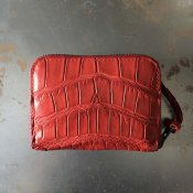 CHRISTIAN PEAU CP WALLET S(クリスチャン ポー CP 財布)RED