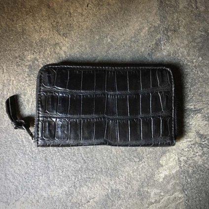 CHRISTIAN PEAU WALLET B004(クリスチャン ポー 長財布)BLACK