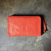 CHRISTIAN PEAU WALLET(クリスチャン ポー 長財布)RED