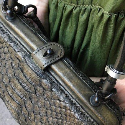 CHRISTIAN PEAU GM SHOULDER POUCH 03(クリスチャン ポー ショルダーポーチ)DARK GARNET