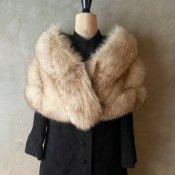 Vintage Fox Fur Shawl(ヴィンテージ フォックス ファー ショール)