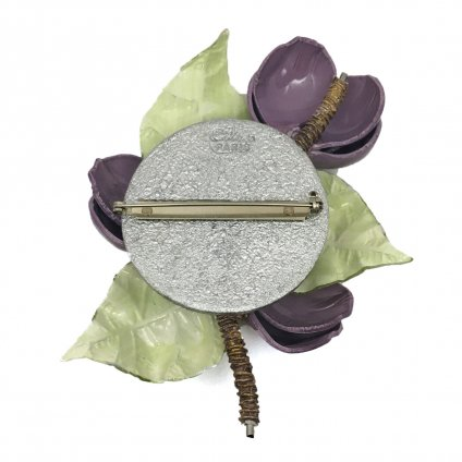 <img class='new_mark_img1' src='https://img.shop-pro.jp/img/new/icons20.gif' style='border:none;display:inline;margin:0px;padding:0px;width:auto;' />【30%OFF】Cilea PARIS Flower Brooch(シレアパリ フラワー ブローチ)