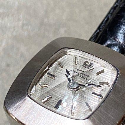 GIRARD-PERREGAUX(ジラール・ペルゴ)18KWG カットガラス