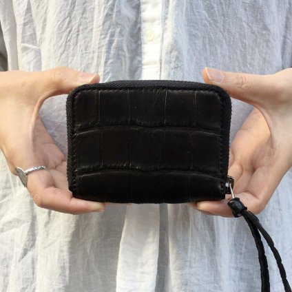 CHRISTIAN PEAU CP WALLET S(クリスチャン ポー CP 財布) BLACK