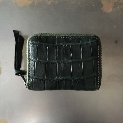 CHRISTIAN PEAU CP WALLET S(クリスチャン ポー CP 財布) KALE