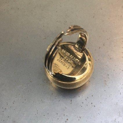 SEIKO RING WATCH (セイコー リングウォッチ) シェル文字盤 カットガラス