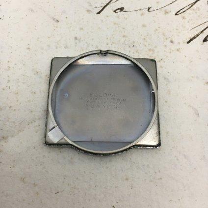 BULOVA(ブローバ)角型 スモールセコンド
