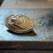 Victorian Buckle design Brooch(ヴィクトリアン バックルデザイン ブローチ)