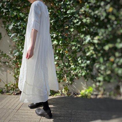 HALLELUJAH 15, Robe de femme de chambre(ハレルヤ 小間使いローブ)Off white