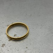 Victorian 22K Wedding Ring(ヴィクトリアン 22K ウエディング リング)