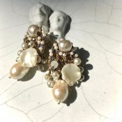 MIRIAM HASKELL Pearl Earring(ミリアムハスケル パール イヤリング)