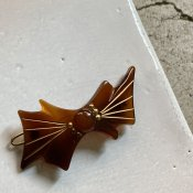 <img class='new_mark_img1' src='https://img.shop-pro.jp/img/new/icons13.gif' style='border:none;display:inline;margin:0px;padding:0px;width:auto;' />1960's French Maison Bonaz Hair Clip(1960年代 フランス メゾン ボナーズ ボールピン)DEAD STOCK