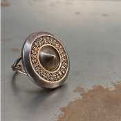 <img class='new_mark_img1' src='https://img.shop-pro.jp/img/new/icons13.gif' style='border:none;display:inline;margin:0px;padding:0px;width:auto;' />1950's France Metal Ring(1950年代 フランス メタル リング)