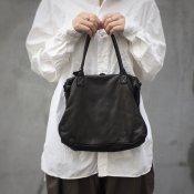 CHRISTIAN PEAU GM HAND BAG 2WAYS M(クリスチャン ポー)BLACK
