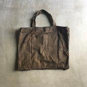 CHRISTIAN PEAU CP COTTON BAG B(クリスチャン ポー コットンバッグ) BLACK