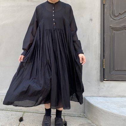 CHRISTIAN PEAU STC RABARI OP(クリスチャン ポー ラバリワンピース) BLACK