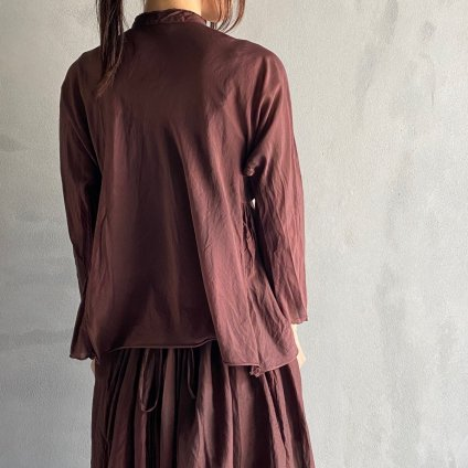 <img class='new_mark_img1' src='https://img.shop-pro.jp/img/new/icons13.gif' style='border:none;display:inline;margin:0px;padding:0px;width:auto;' />CHRISTIAN PEAU CP RABARI SHIRT(クリスチャン ポー ラバリ シャツ)MAGREB