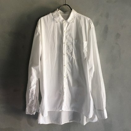 CHRISTIAN PEAU CP 001 BC SHIRT(クリスチャン ポー シャツ)WHITE
