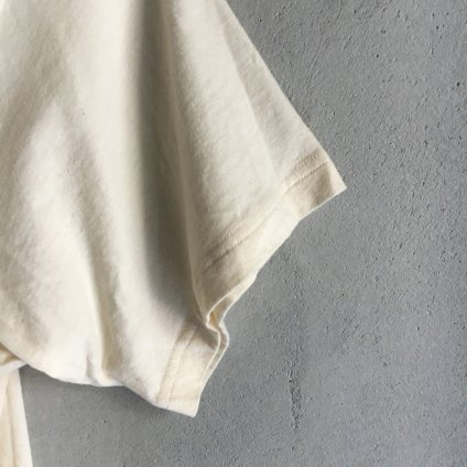 ikkuna/suzuki takayuki print T-shirt i (イクナ/スズキタカユキ プリントTシャツ i)Nude