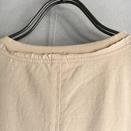 ikkuna/suzuki takayuki print T-shirt ii (イクナ/スズキタカユキ プリントTシャツ ii)Hazel