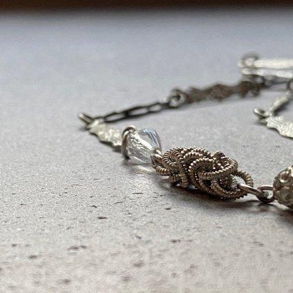 1930's Jakob Bengel Glass Necklace(1930年代 ヤコブベンゲル ガラス ネックレス)
